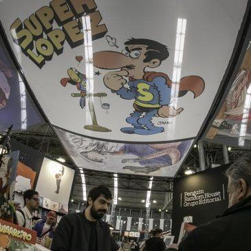 El Saló del Còmic revalida els 118.000 visitants