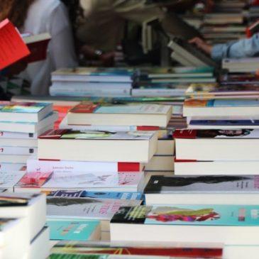 Llibres més venuts per Sant Jordi