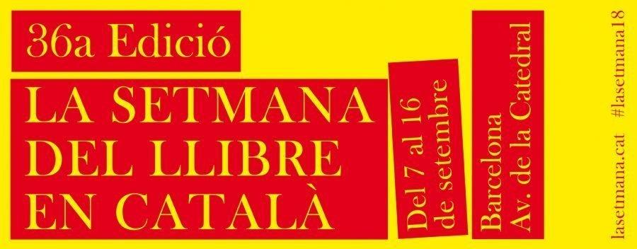Y con la Semana del Libro en Catalán comenzará el otoño literario
