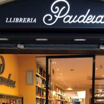 """La Llibreria Paideia de Sant Cugat del Vallès, Premi """"Boixareu Ginesta"""" al Llibreter de l'Any"""