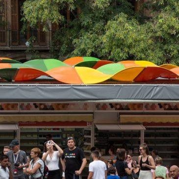 Para exprimir la Semana del Libro en Catalán