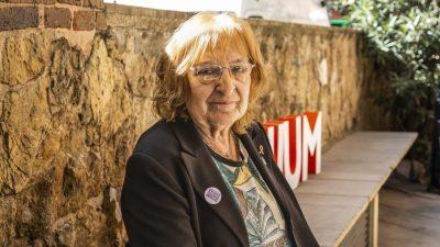 Marta Pessarodona gana el Premi d'Honor de les Lletres Catalanes