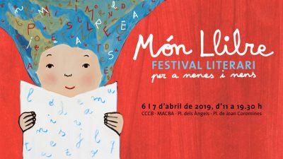 Món Llibre, esdeveniment de literatura familiar, inunda de llibres i joc Barcelona