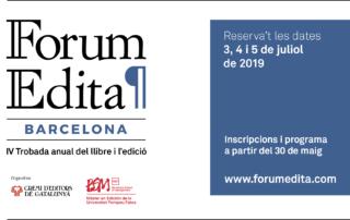 El presidente del grupo Feltrinelli inaugurará el IV Forum editorial Edita