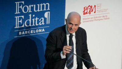 El Forum Edita converteix Barcelona en la capital internacional de l'edició