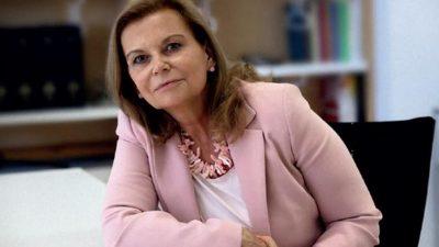 Carme Riera, guardonada amb el Premi Atlàntida 2019 del Gremi d'Editors