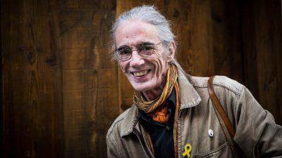 El poeta Enric Casasses, Premi d'Honor de les Lletres Catalanes