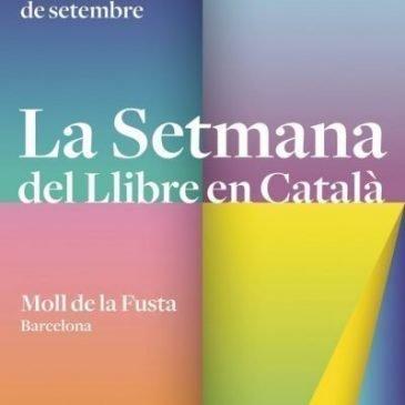 La Setmana del Llibre en Català vuelve del 9 al 13 de septiembre en el Moll de la Fusta